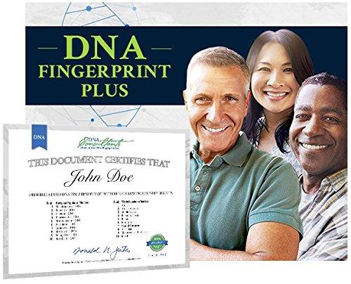 DNA Fingerprint Plus by DNA consultants