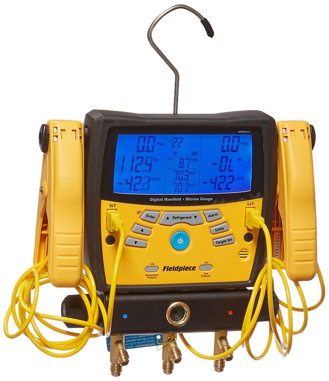 Fieldpiece SMAN360 3-Port Digital Manifold