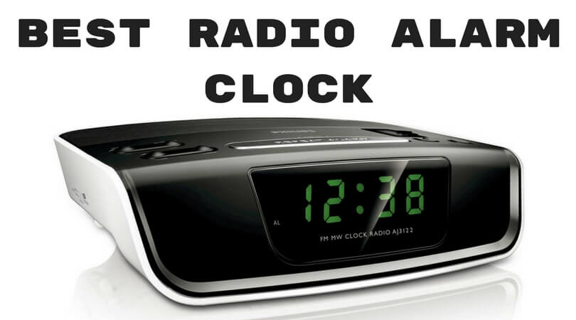 Best Radio Alarm Clock Reviews Of 2020 Top Clock Radios Top