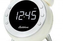 Electrohome CR35W Retro Alarm Clock Radio