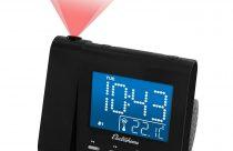 Electrohome EAAC601 Projection Alarm Radio Clock