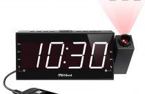 Mesqool Projection Alarm Clock