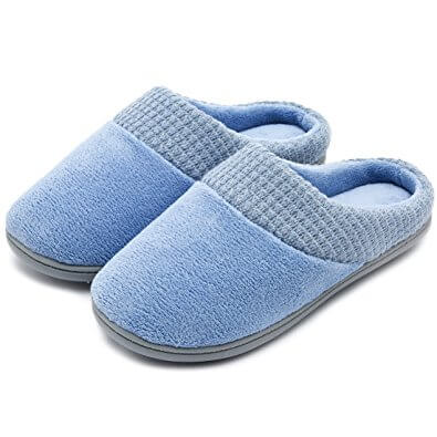 ULTRAIDEAS Women's Soft Gridding Slipper