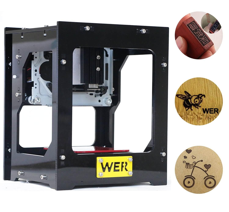 WER 1500mW Miniature DIY Machine