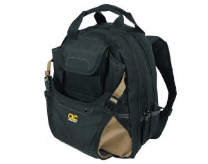 CLC 1134 Carpenter's Tool Backpack