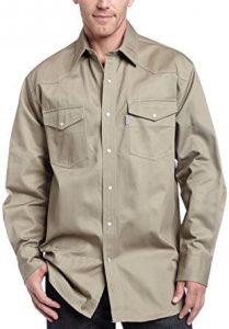 Carhartt Ironwood Twill S209 Work shirt