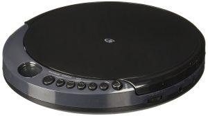 GPX PC101B CD Player