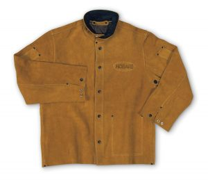 Hobart 770486 Leather Welding Jacket 1
