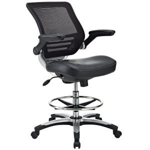 Modway Edge Tall Back Drafting Chair