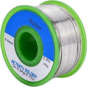 Mudder's Lead-Free Solder wire