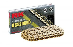 RK Racing Chain GB520XSO-120 120-Links