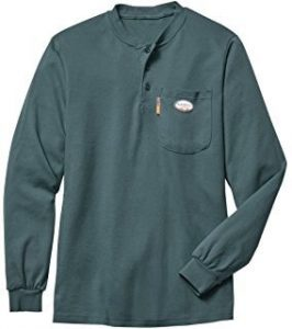 Rasco Hunter Green NFPA 2112 Shirt
