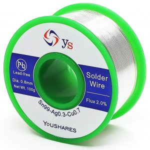 YOUSHARES Lead-free solder wire