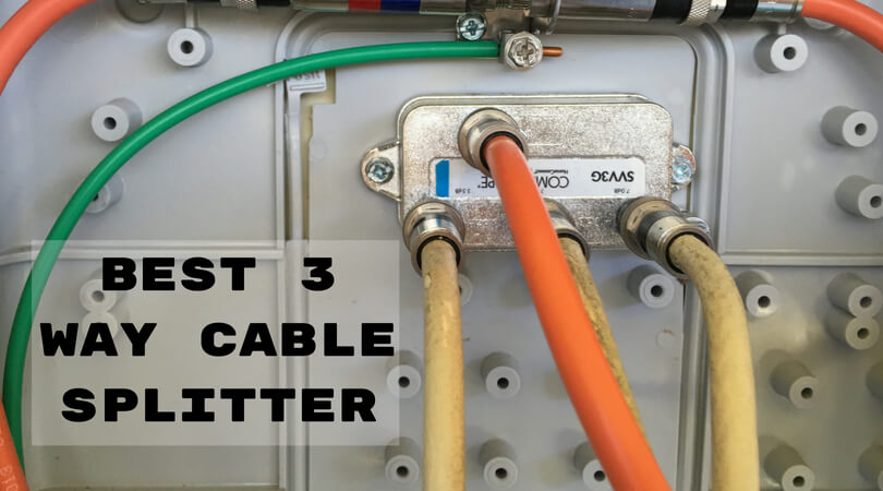 Best 3 Way Cable Splitter for High-Speed Internet - Top Product ...