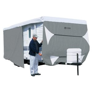 Classic Accessories OverDrive RV Cover for Snow