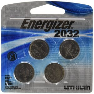Energizer coin cell 2032 battery