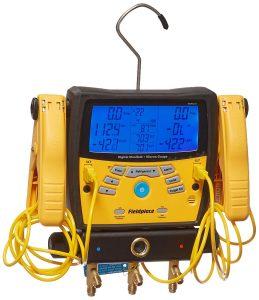 Fieldpiece SMAN360 3 Port Manifold Gauge