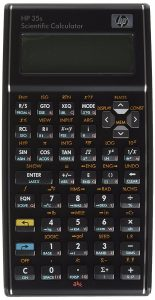 HP 35s Calculator for Chemistry
