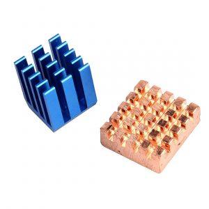 JBtek Copper Aluminum Cooling Heatsink