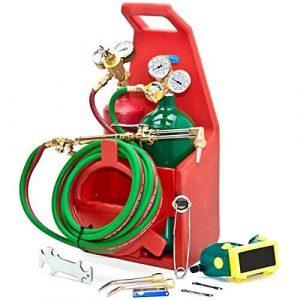 KapscoMoto Professional Oxygen Acetylene kit