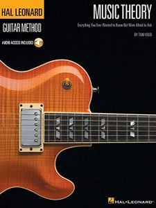 Music Theory for Guitarists book