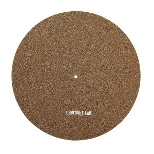 Turntable Lab Cork and Rubber Record Mat