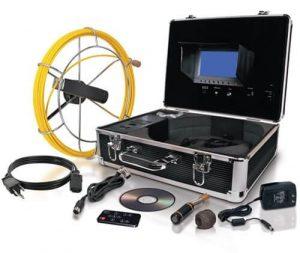 Video Snake SWJ-3188D Sewer Camera