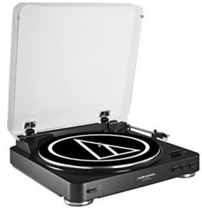 Audio Technica AT-LP60BK-USB Turntable