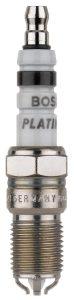 Bosch (4458) HGR8DQP Platinum + 4 Spark Plug