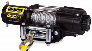 Champion 4500-lb Off Road Winch