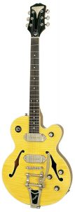 Epiphone WILDKAT Semi-Hollow P90 Guitar