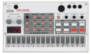 Korg VOLCASAMPLE Playback Machine