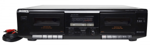 Sony TC-WE305 Dual Cassette Deck