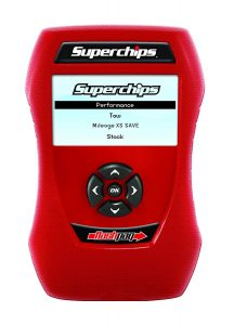 Superchips 1855 Tuner for 7.3 Powerstroke