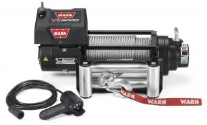 WARN 86245 Off Road Winch