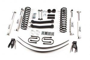 Zone Offroad Products XJ Lift Kit