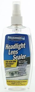 Blue Magic 730-6 Headlight Lens Sealant