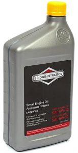 Briggs & Stratton SAE 5W-30 Engine Motor Oil
