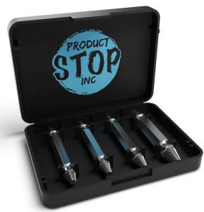 Damaged Screw Remover and Extractor Set by Product Stop