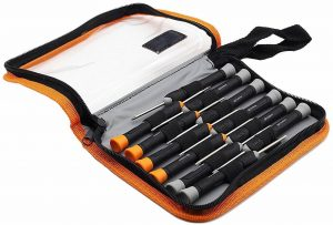 Finder 12 in 1 Precision Torx Screwdriver Set