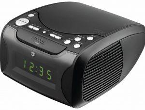 GPX CC314B CD Clock Radio
