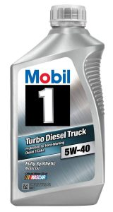 Mobil 1 98JE04 Turbo Diesel Truck Synthetic Motor Oil