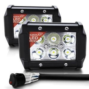 OPT7 Lighting CREE xMount LED Pods