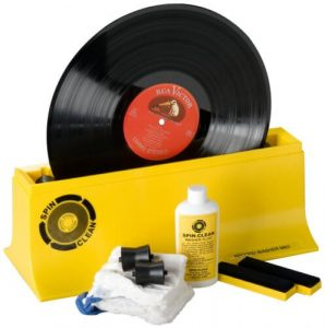 SPIN CLEAN Mk2 Record Cleaning Machine