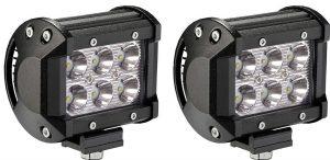 Senlis 2x18W Cree LED Pods