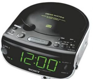 Sony ICF-CD815 CD Clock Radio