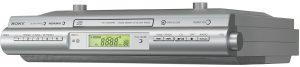 Sony ICFCDK50 CD Clock Radio