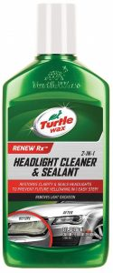 Turtle Wax T-43 (2-in-1) Headlight Cleaner and Sealant