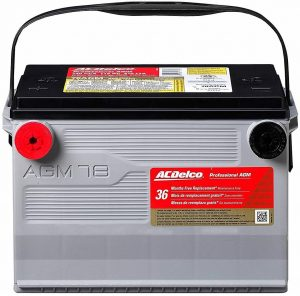 ACDelco 78AGM Professional Battery