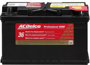 ACDelco 94RAGM Professional 94R Battery